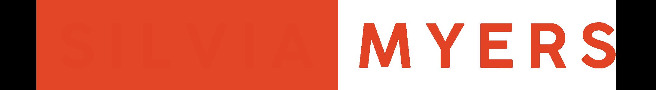 Silvia Myers Logo