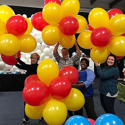 Learn Balloon Decorating Online Classes