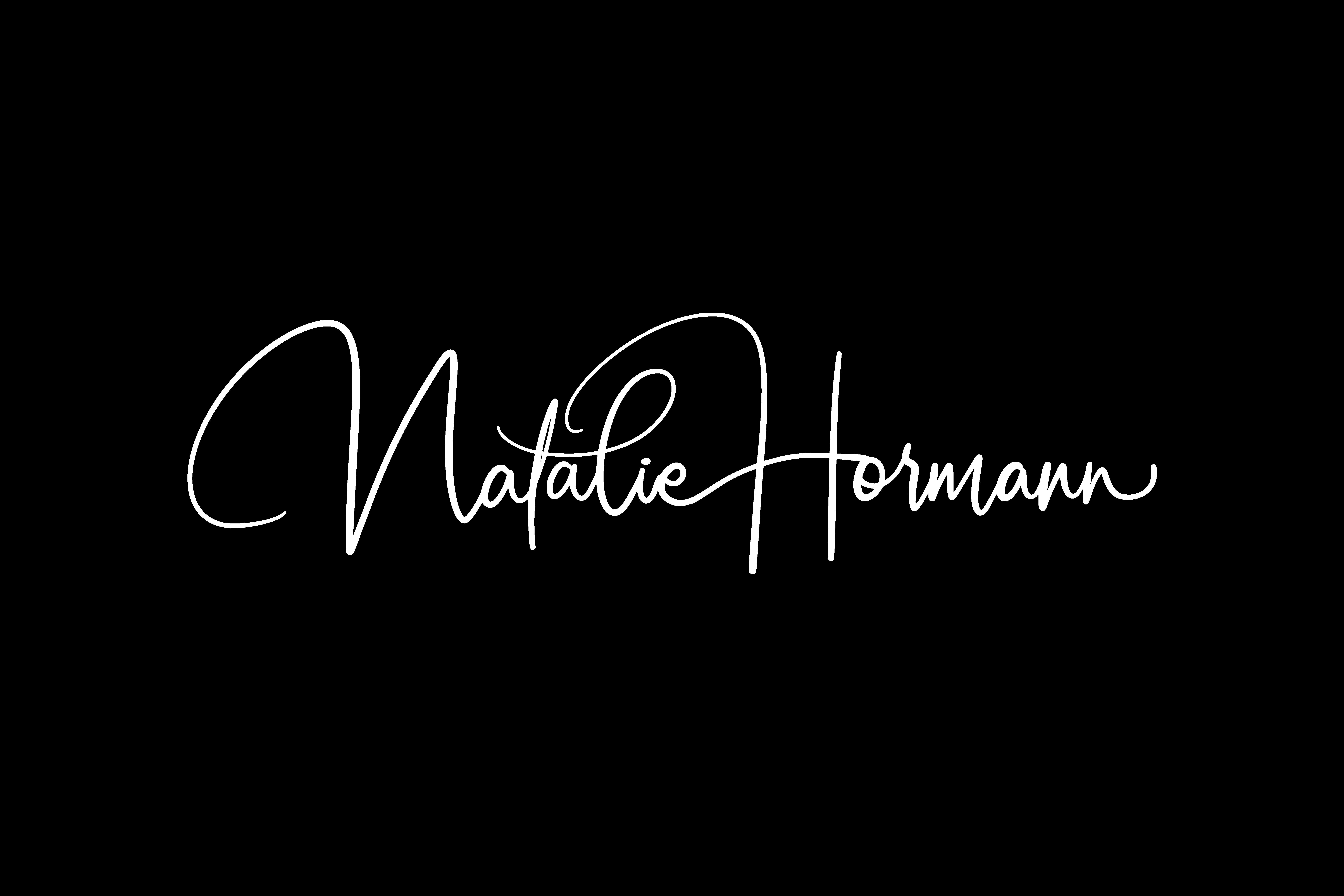 Natalie Hormann Training