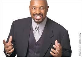 Willie Jolley; Motivational Speaker, Author, Entertainer