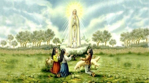 The Secret Message of Our Lady of Fatima