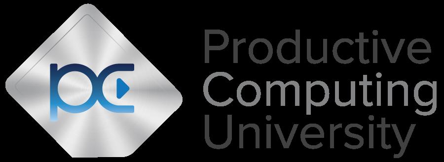 Productive Computing University