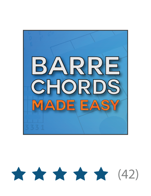 Barre Chords Made Easy
